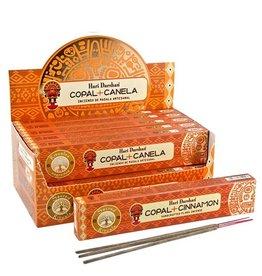 Hari Darshan Copal + Cinnamon Hari Darshan Incense Sticks