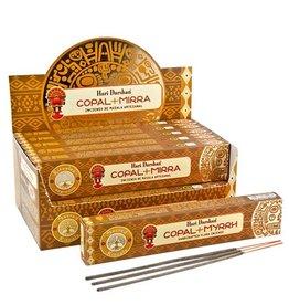 Hari Darshan Copal + Myrrh Hari Darshan Incense Sticks