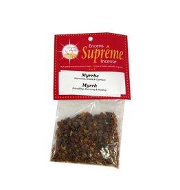 Supreme Incense Supreme Resin Myrrh