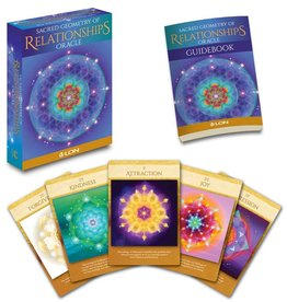 Lon Sacred Geometry Relationships Oracle by Lon