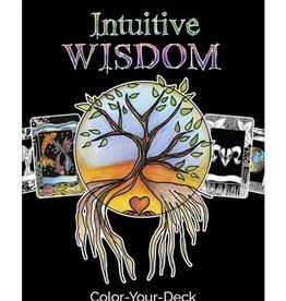 Michelle Motuzas Intuitive Wisdom Color Your Tarot by Michelle Motuzas