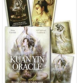 Alana Fairchild Kuan Yin Oracle by Alana Fairchild