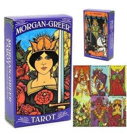 Bill Greer Morgan-Greer Tarot by Bill Greer