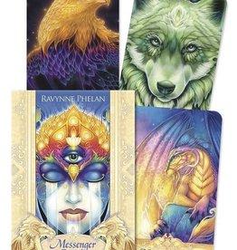 Ravynne Phelan Messenger Oracle (New Edition) by Ravynne Phelan