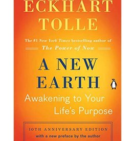 Eckhart Tolle A New Earth by Eckhart Tolle