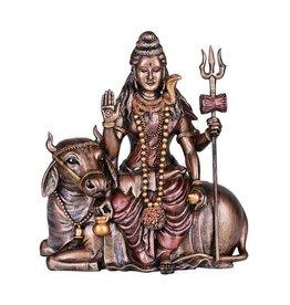 """Summit Lord Shiva Statue - 6"""" x 3.75"""" x 7.25"""