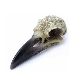 Pacific Trading Omega Raven Skull