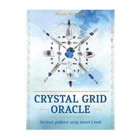 Nicola McIntosh Crystal Grid Oracle by Nicola McIntosh