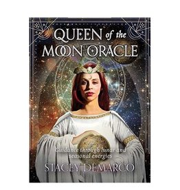 Stacey Demarco Queen of the Moon Oracle by Stacey Demarco