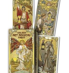 Lo Scarabeo Golden Art Nouveau Tarot by Lo Scarabeo