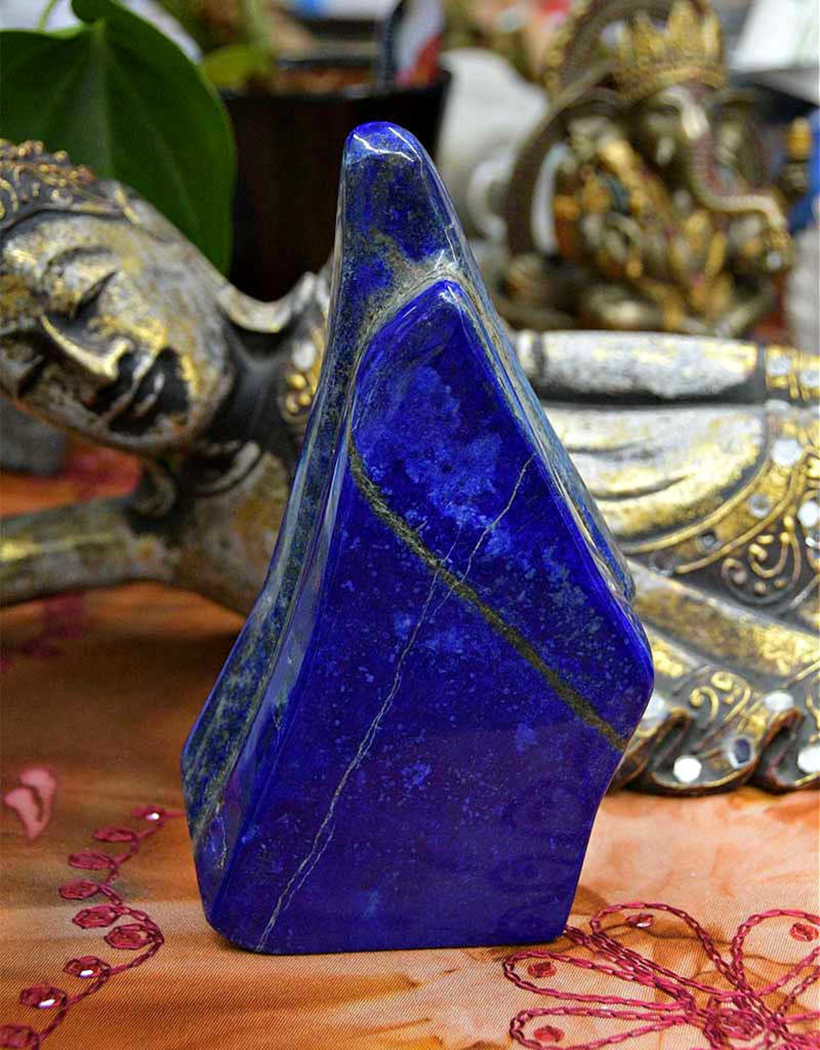 "Lapis Lazuli Freeform 7"""