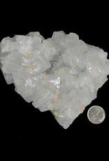 Apophyllite Cluster with Stilbite $33