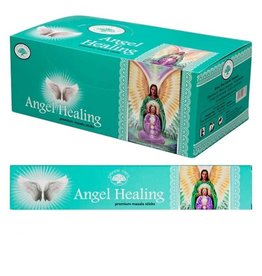Angel Healing GREEN TREE Incense Sticks