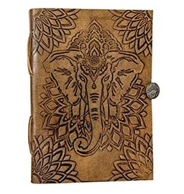 "Elephant Leather 5""x7"" Journal"