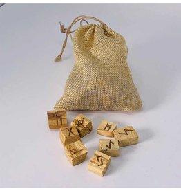 Palo Santo Rune Set