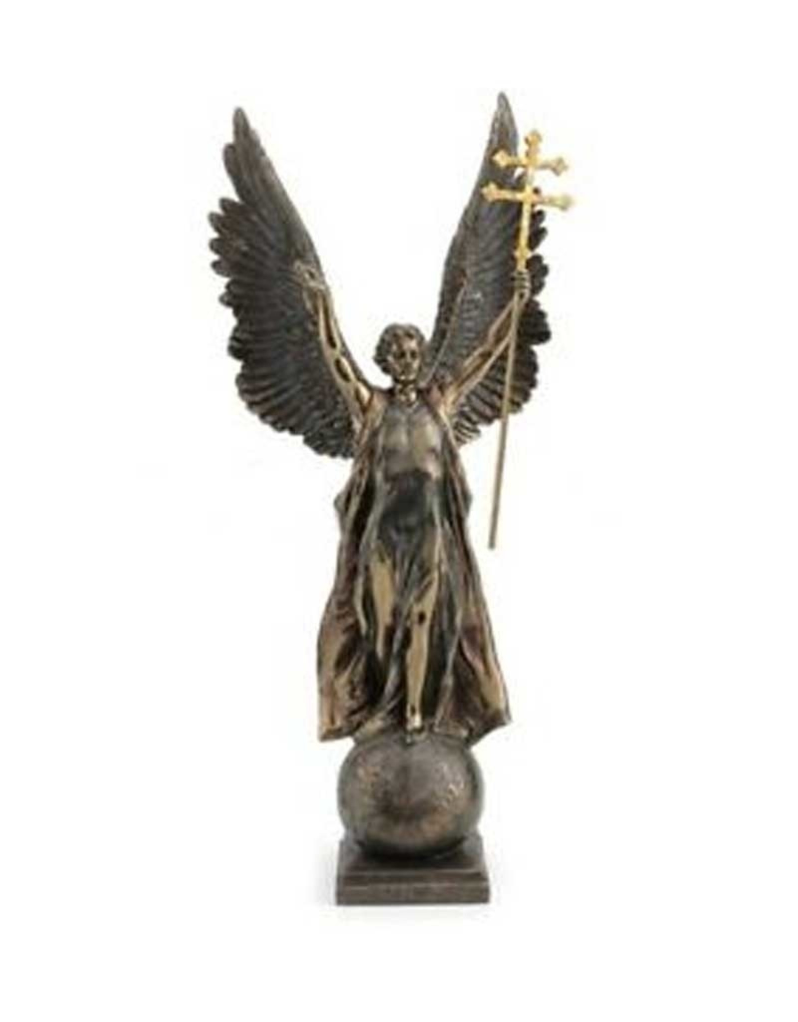 Wise Unicorn Archangel St. Gabriel Statue