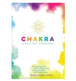 Chakra Healing Journal by Michelle Joeuson