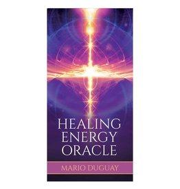 Mario Duguay Healing Energy Oracle by Mario Duguay