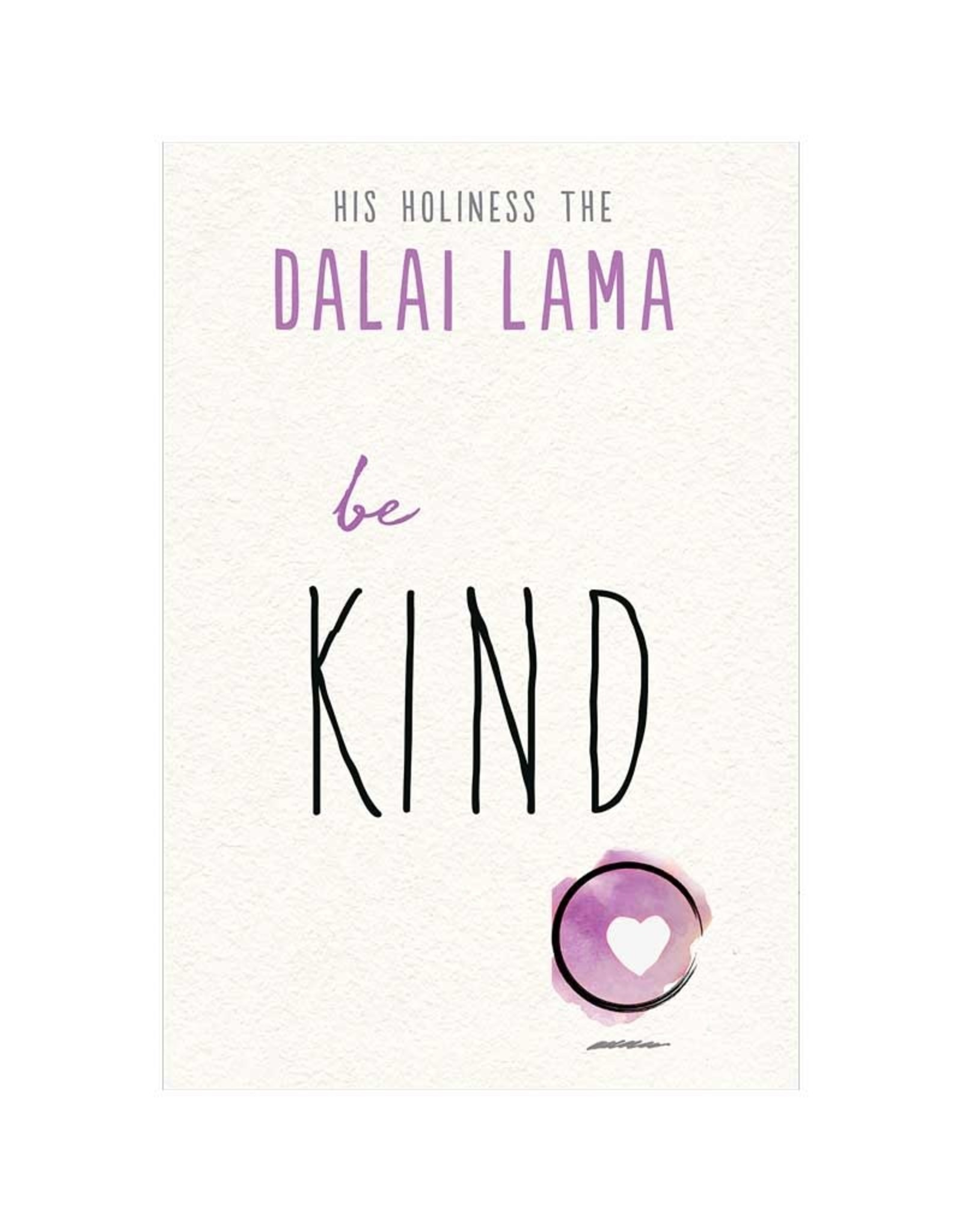 Be Kind by the Dalai Lama