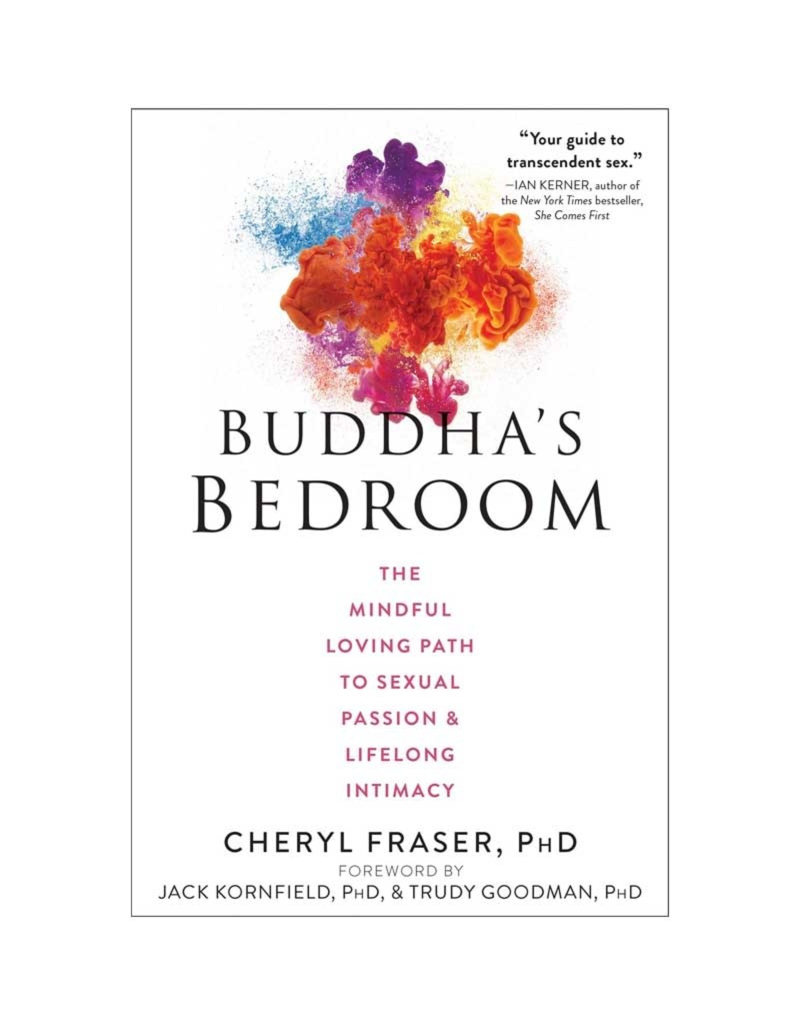 Cheryl Fraser Buddha's Bedroom by Cheryl Fraser