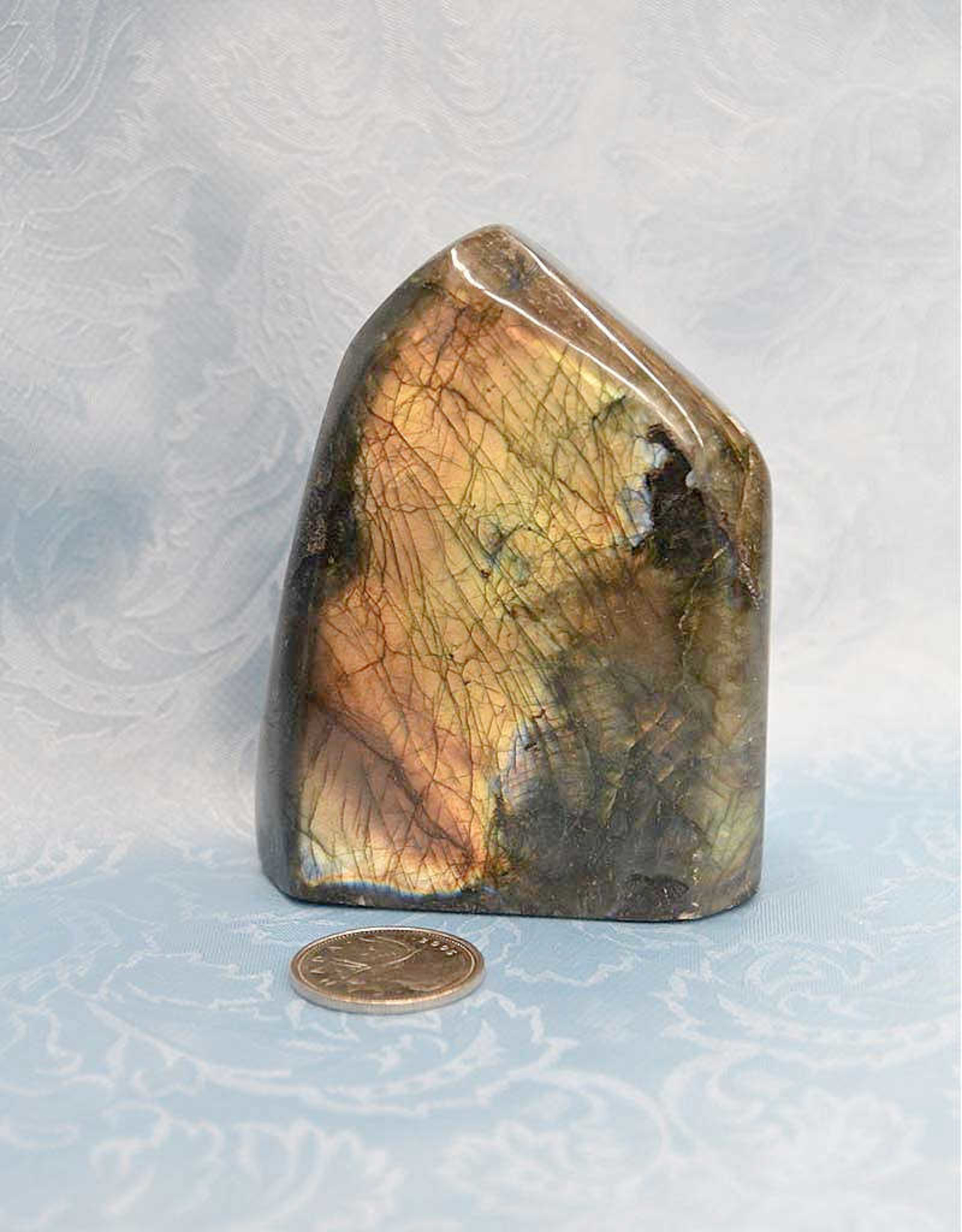 """Labradorite Freeform 5.5"""" - $77"""