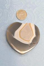 Agate Heart $36