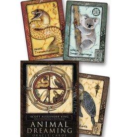 Scott Alexander King Animal Dreaming Oracle by Scott Alexander King