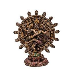 "Pacific Trading Shiva Nataraja Statue 2.5"" x 1.5"" x 3"""