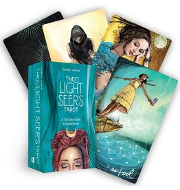 Chris Anne Light Seer's Tarot by Chris - Anne