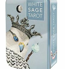 Theresa Hutch White Sage Tarot in a Tin by Theresa Hutch