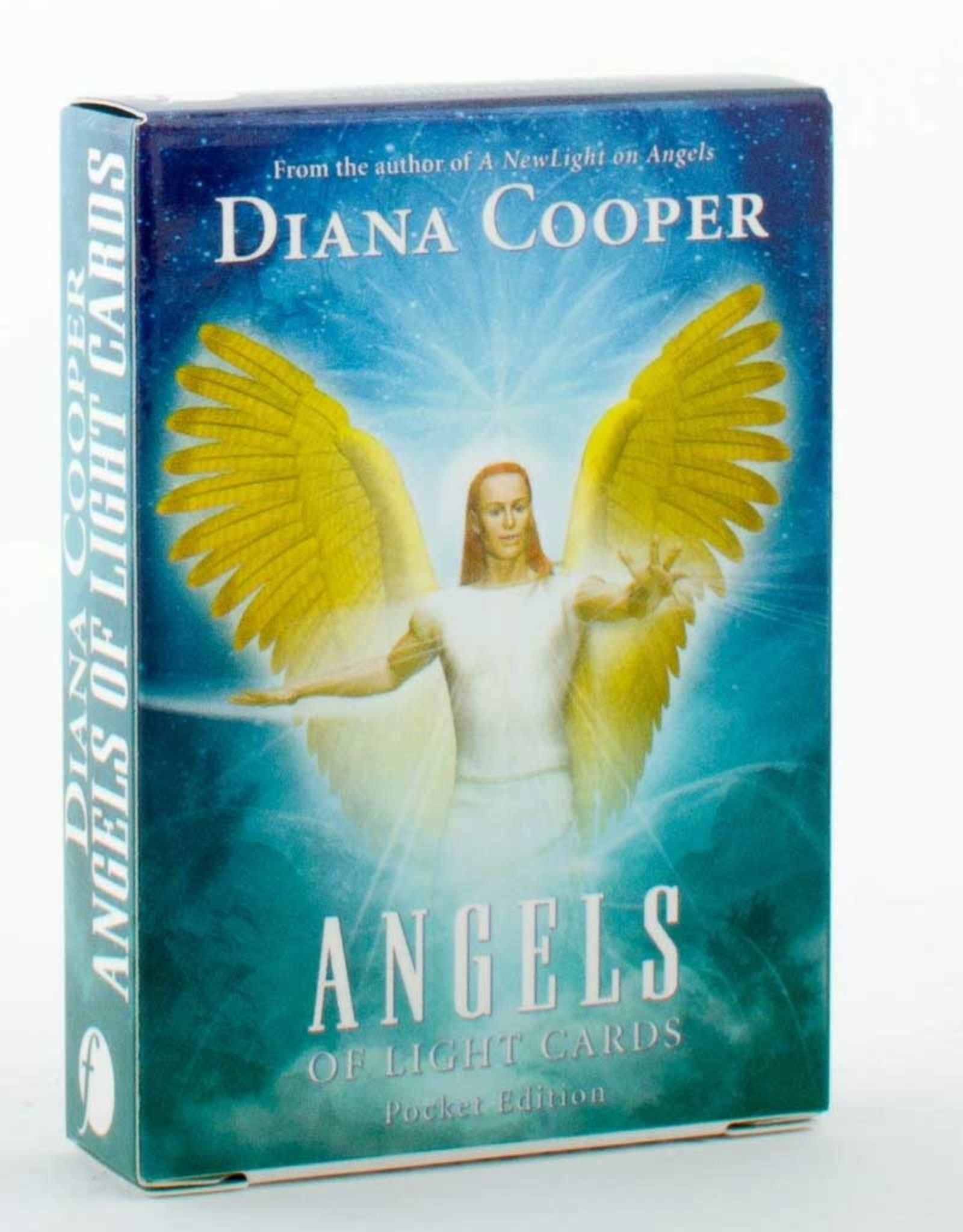 Diana Cooper Angels of Light Oracle Pocket by Diana Cooper
