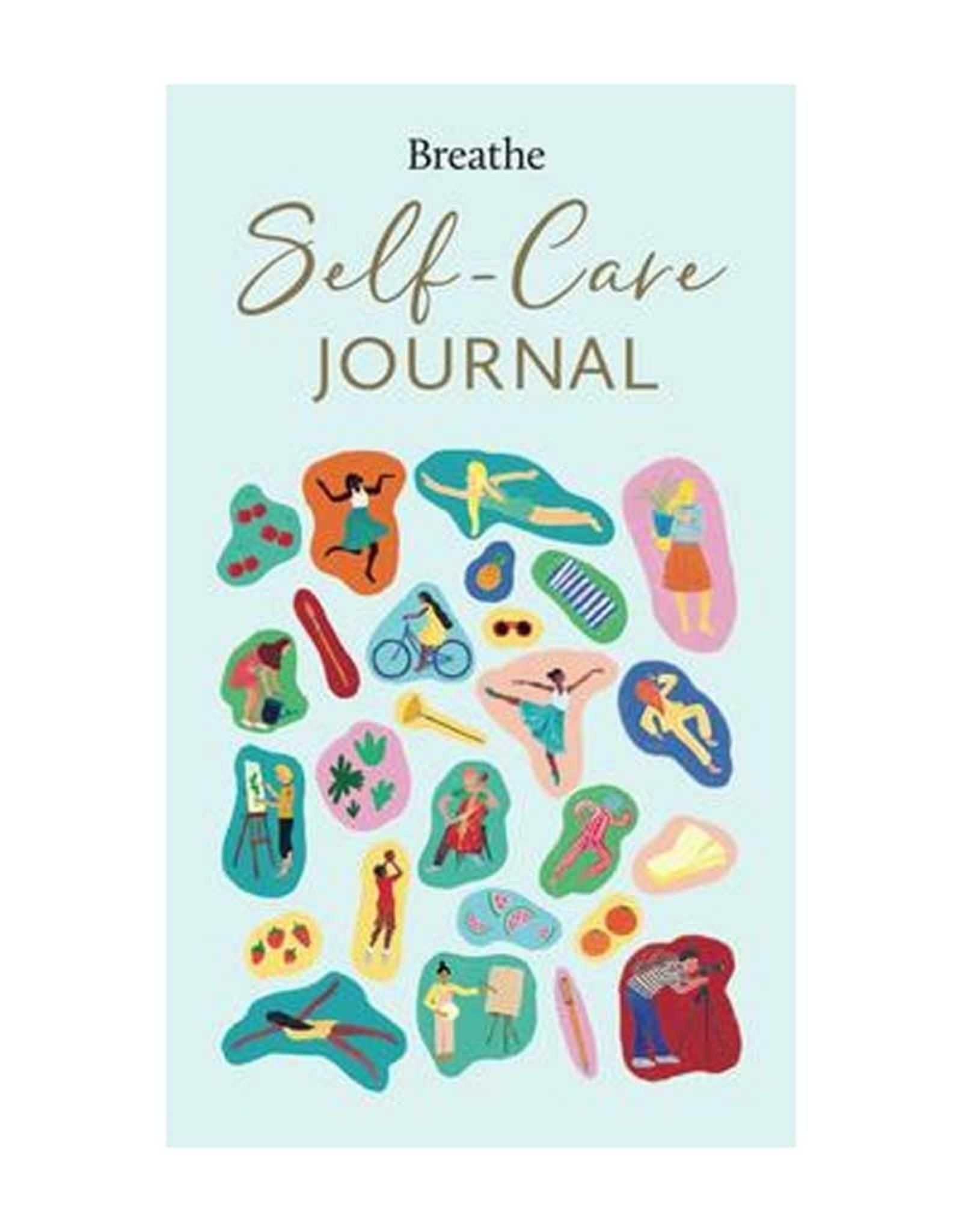 Sterling Breathe Self-Care - Journal