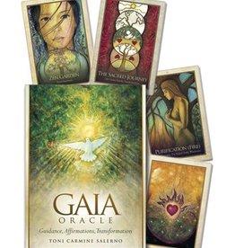 Toni Carmine Salerno Gaia Oracle by Toni Carmine Salerno