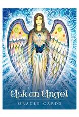 Toni Carmine Salerno Ask an Angel Oracle by Toni Carmine Salerno