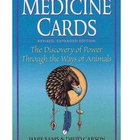 Jamie Sams Medicine Cards by Jamie Sams & David Carson