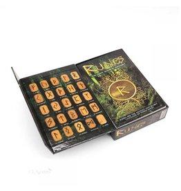 Lo Scarabeo Gods' Magical Alphabet Runes