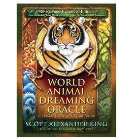 Scott Alexander King World Animal Dreaming Oracle by Scott Alexander King