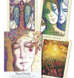 Toni Carmine Salerno Peace Oracle by Toni Carmine Salerno