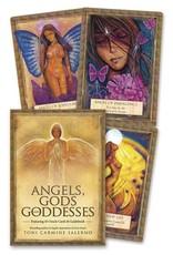 Toni Carmine Salerno Angels, Gods, Goddesses Oracle by Toni Carmine Salerno