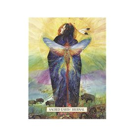 Toni Carmine Salerno Sacred Earth Journal by Toni Carmine Salerno