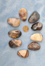 Botswana Agate Tumble Large $7.50