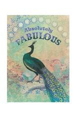 Amber Lotus Absolutely Fabulous - Greeting Card