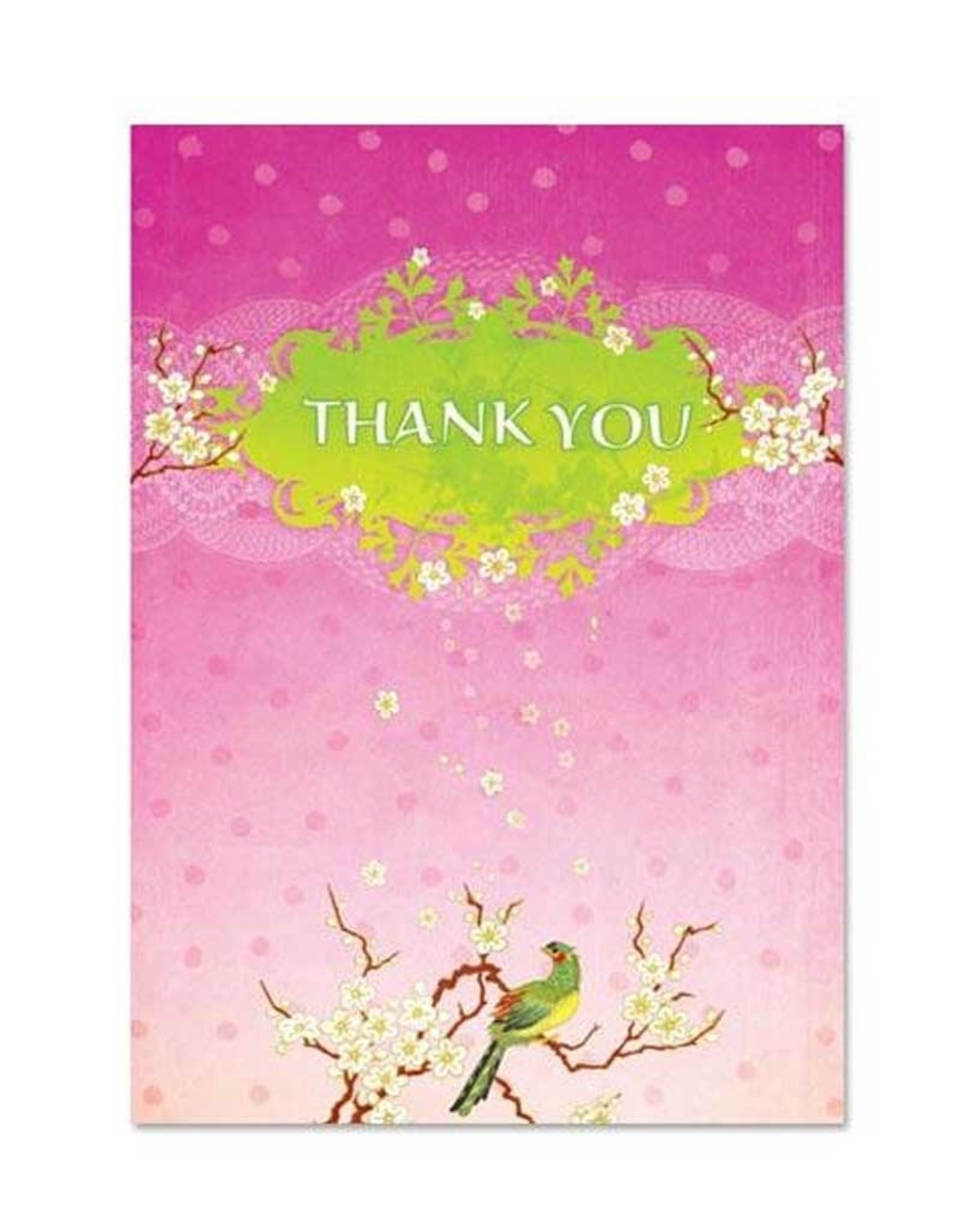 Tree - Free Greetings Blessings Like Blossoms - Greeting Card