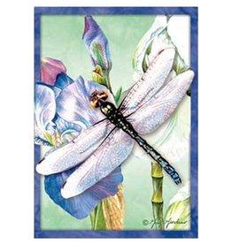 Tree - Free Greetings Dragonfly Vision - Greeting Card