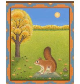 Wise Critter Cards Prosperity - Greeting Card