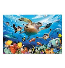EcoNotes Sea Turtles - 12 Boxed Notecards