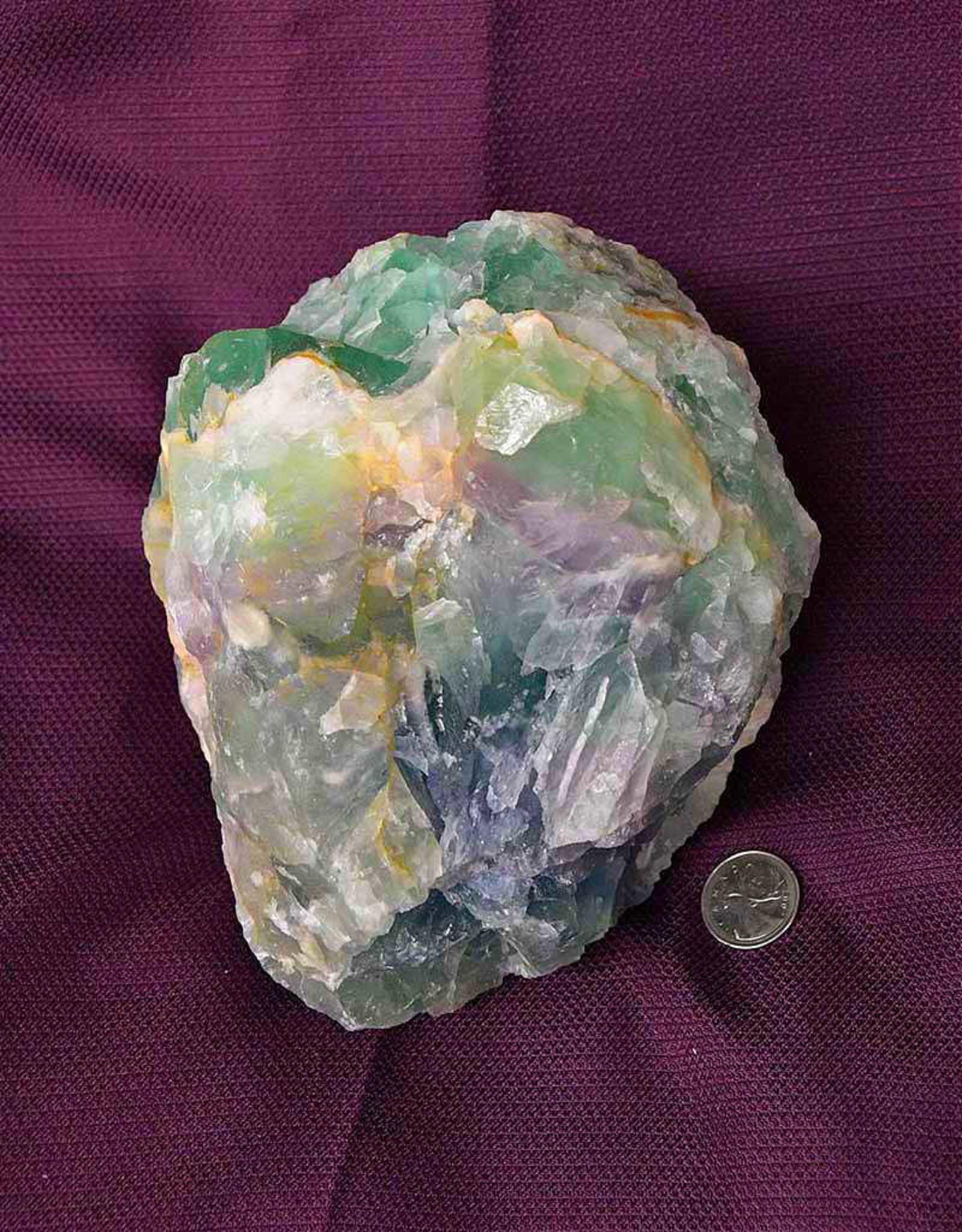 Rainbow Fluorite Raw $166