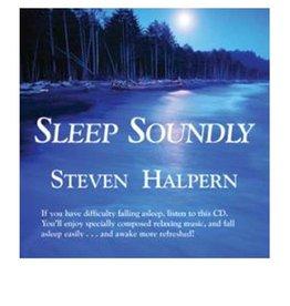 Steven Halpern Sleep Soundly CD by Steven Halpern