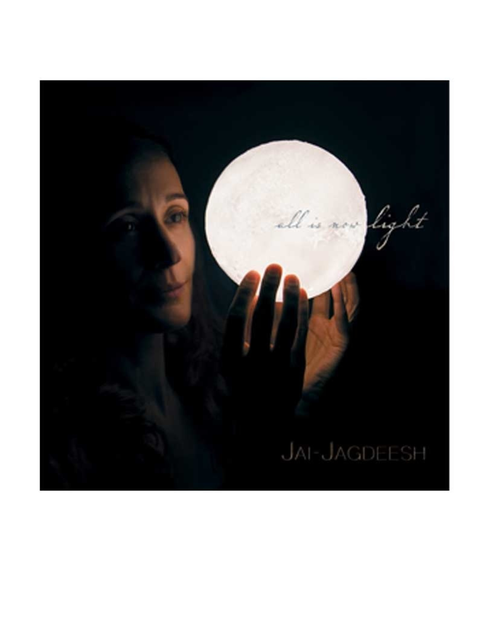 Jai-Jagdeesh All is Now Light CD by Jai-Jagdeesh