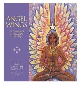 Toni Carmine Salerno Angel Wings Book by Toni Carmine Salerno